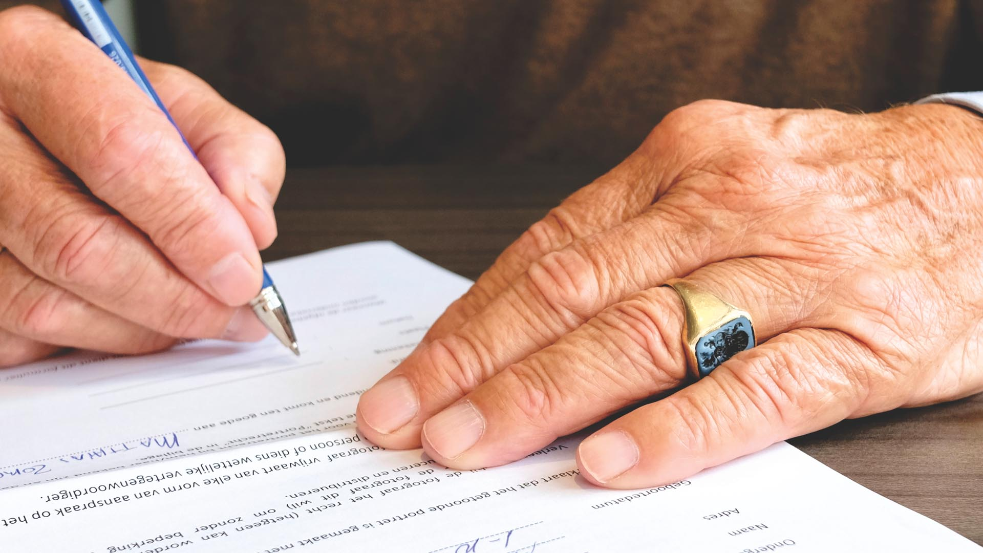 The Importance of Self-Proving Wills in the State of Florida