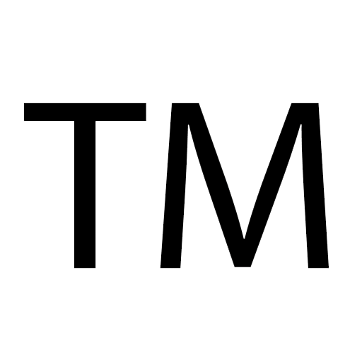 An image of a Trademark icon.